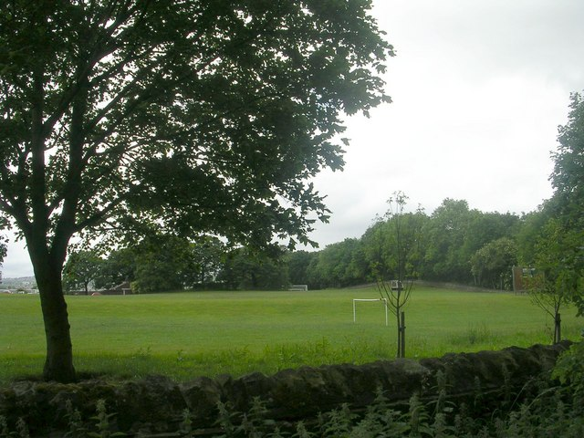 Playing Fields - Leeds City College - Calverley Lane