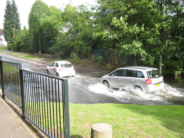 Ford on Green Road, near Hall Green