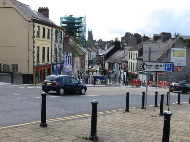 Scotch Street, Downpatrick
