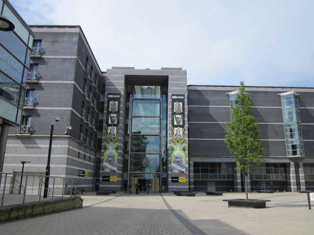 The Royal Armouries Museum, Leeds