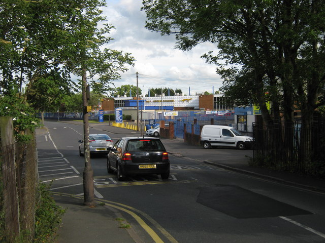 York Road, Hall Green