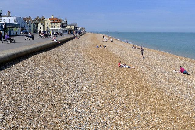 The Beach, Deal