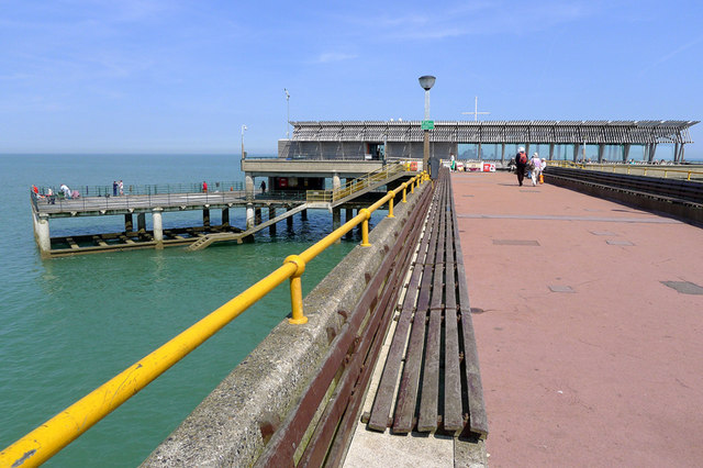 The End of the Pier, Deal