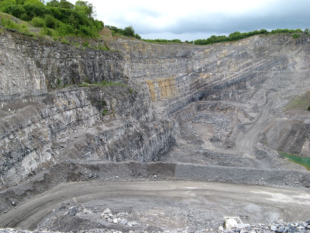Aberduna Quarry