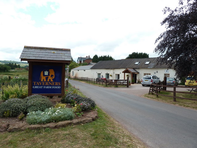 Taverners Farm Shop