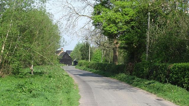 Minor road, Eyton
