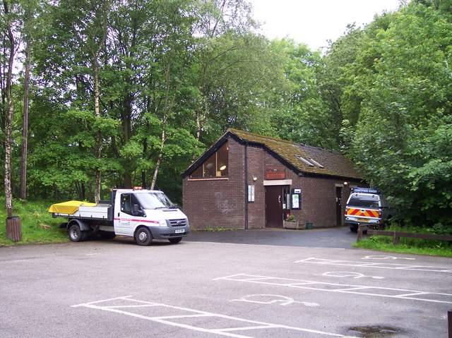 Spring Wood Visitor Centre