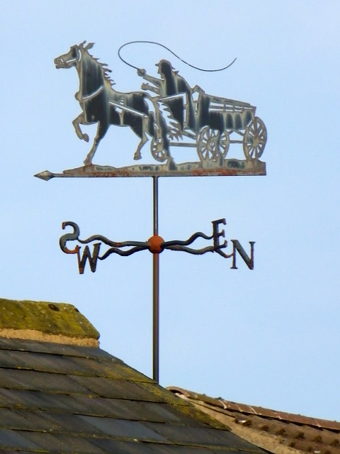 Weather vane, Scorton