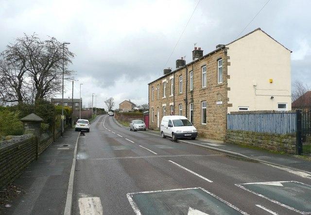 Moorhead,  Gildersome Lane
