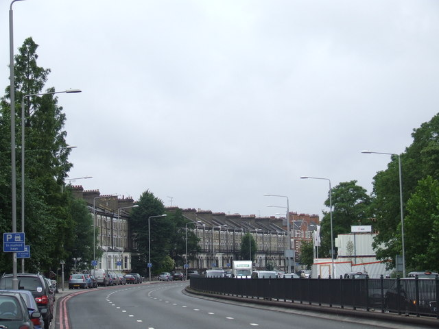 Talgarth Road, West Kensington
