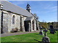 NN5106 : Trossachs Church by Miss Steel
