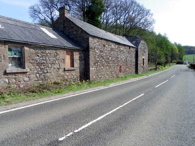 A85 near Quoig