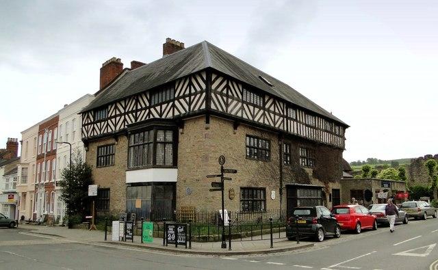 Castle Lodge, Ludlow