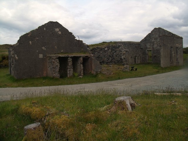 No 1 mine buildings