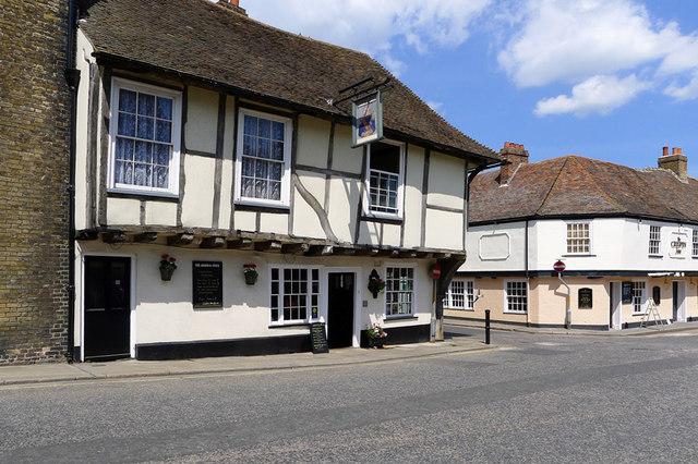 The Admiral Owen, Sandwich, Kent