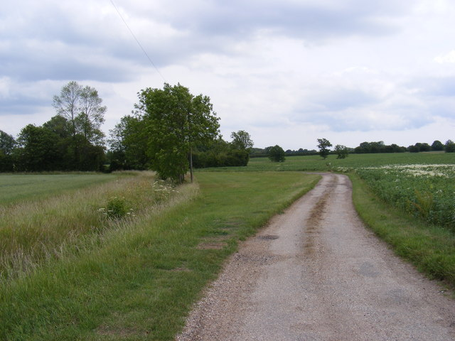The entrance to Home Farm