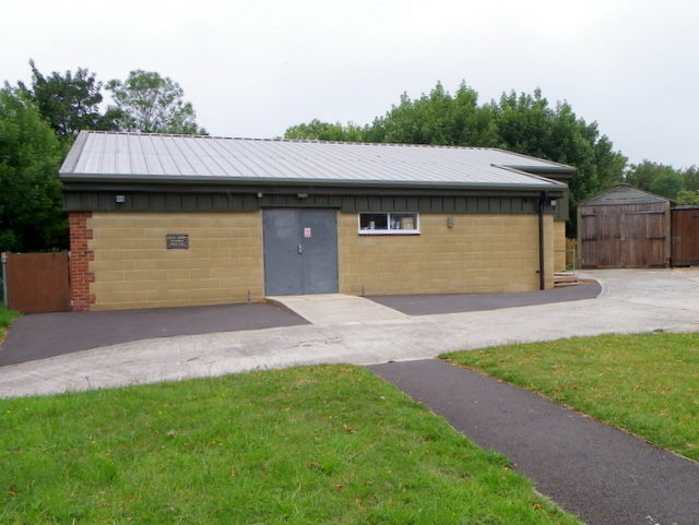 Bob Blandford Memorial Scout Hall