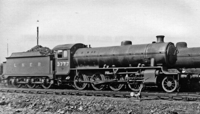 Lner 2 8 0 At Lincoln Locomotive Depot 169 Ben Brooksbank
