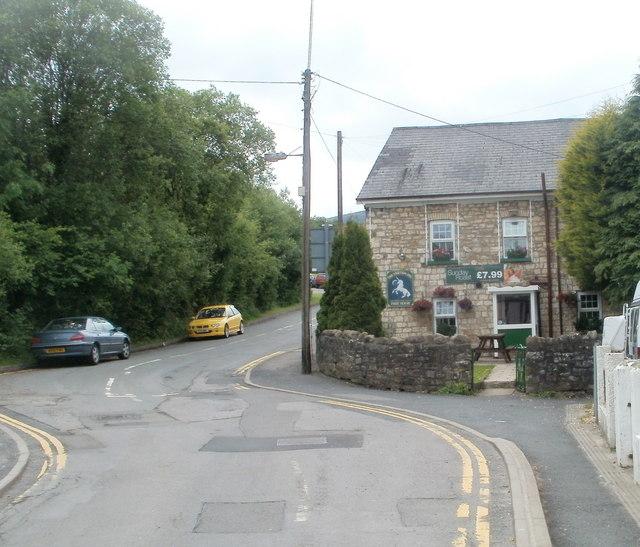 Black Rock Postcode >> The Unicorn Inn, Cwmynyscoy, Pontypool © Jaggery :: Geograph Britain and Ireland