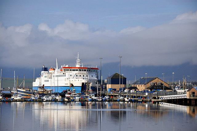 MV Hamnavoe, Stromness
