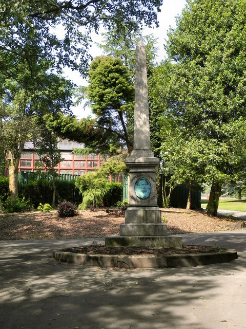 Joseph Raynor Stephens Memorial Obelisk, Stamford Park