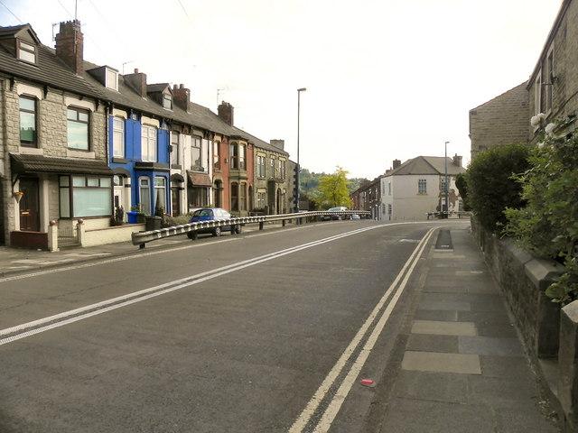 Wakefield Road (A635), Stalybridge