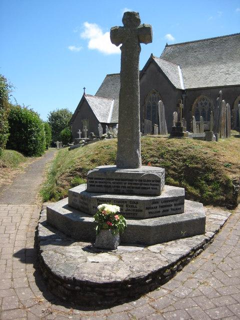 War Memorial, Stoke Fleming