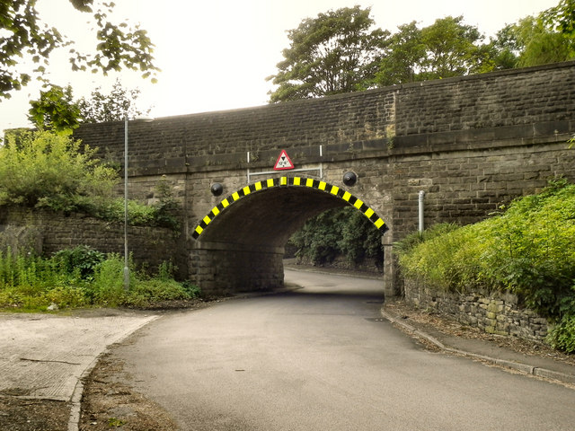 Rail Bridge at Souracre