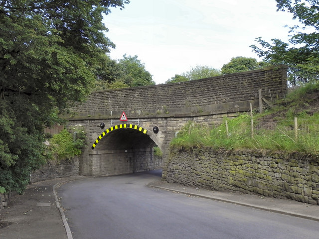 Bridge Over Printworks Road