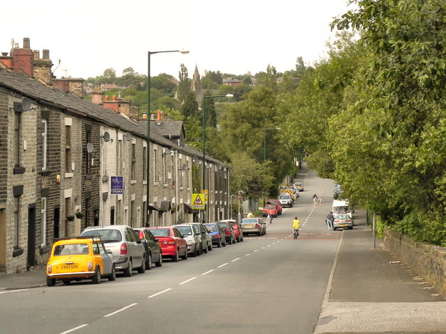 Egmont Street, Mossley
