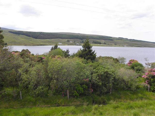 Loch na Cuinge Uachtarach (Lough Nacung Upper)