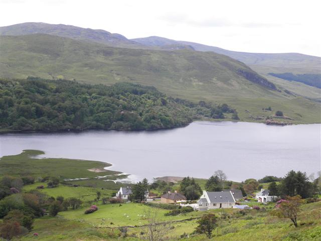Dunlewy Lough