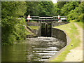 SD9701 : Huddersfield Narrow Canal, Lock 12W by David Dixon