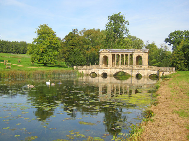 The Palladian Bridge - 1