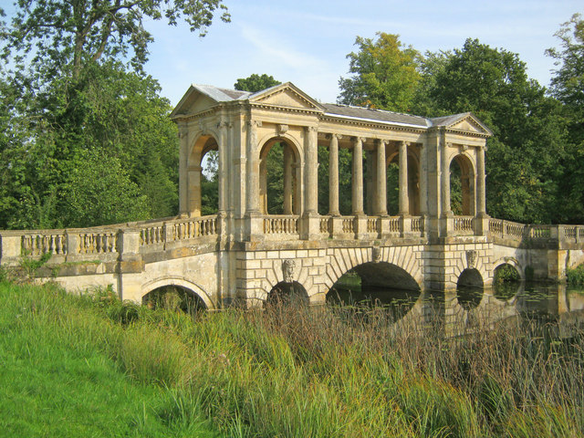 The Palladian Bridge - 2