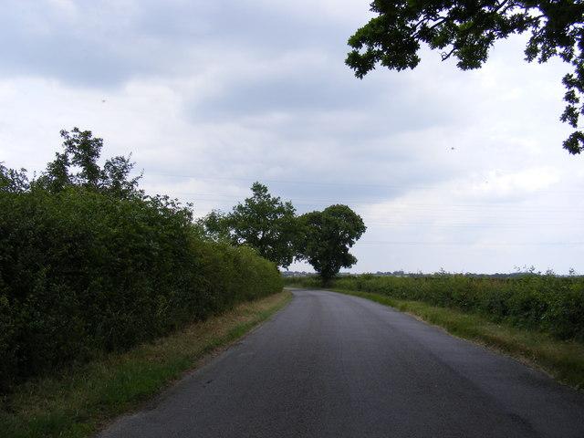 Kettleburgh Road