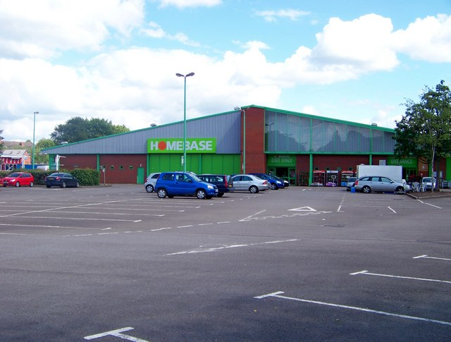 Homebase, Newcastle under Lyme