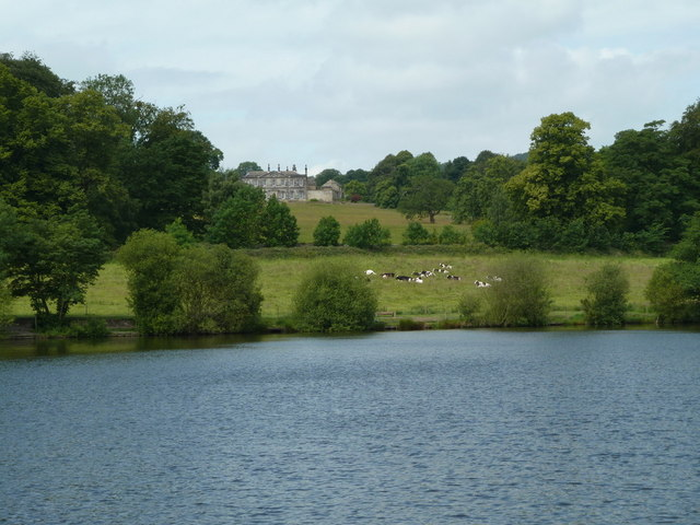 The Great Pond and Stubbing Court
