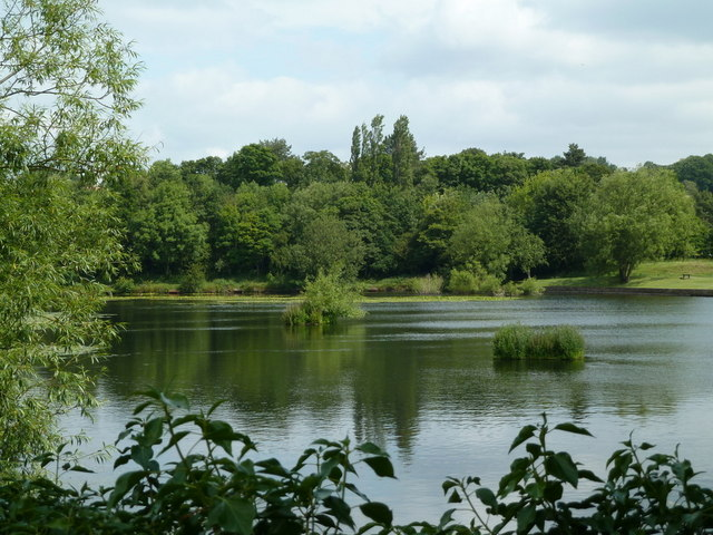Lake - Wingerworth lido