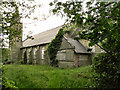 SD9702 : All Saints' Parish Church, Micklehurst by David Dixon