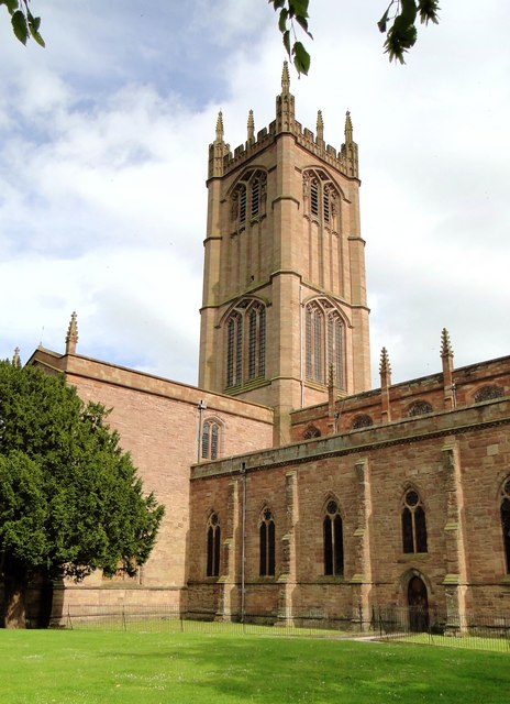 St Laurence, Ludlow