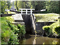 SE0411 : Huddersfield Narrow Canal, Lock 41E by David Dixon