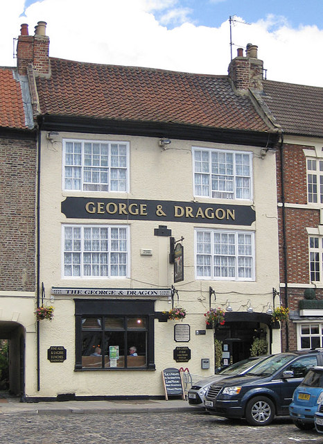 George and Dragon, Yarm