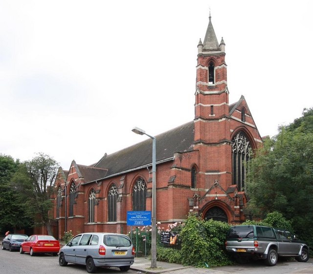 St Benet Fink, Walpole Road, Tottenham