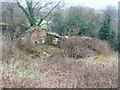 SE2432 : Ruined cottages off Green Lane, Farnley by Humphrey Bolton