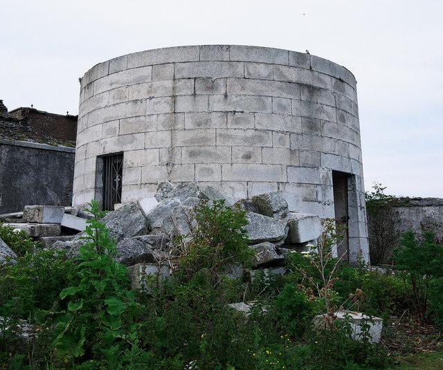 Old lighthouse, Lighthouse Island