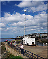 J5082 : Outside broadcast van, Bangor by Rossographer