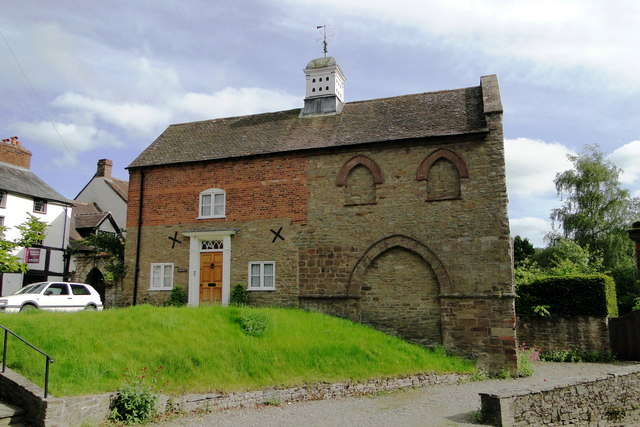 Chapel of St Thomas of Canterbury, Dinham