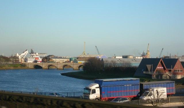 River Dee, Aderdeen