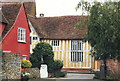 TL9149 : Little Hall, Lavenham by nick macneill